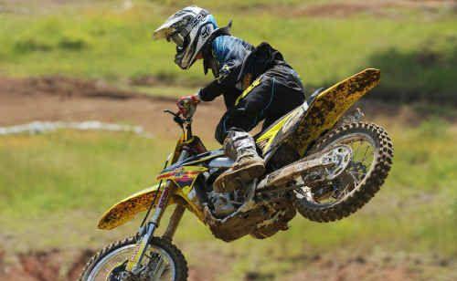 Jake McLeod at Gnudwoc Park.