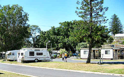 Nambucca Council is seeking legal advice about whether the Scotts Head Caravan Park should be exempt from paying the general rate.