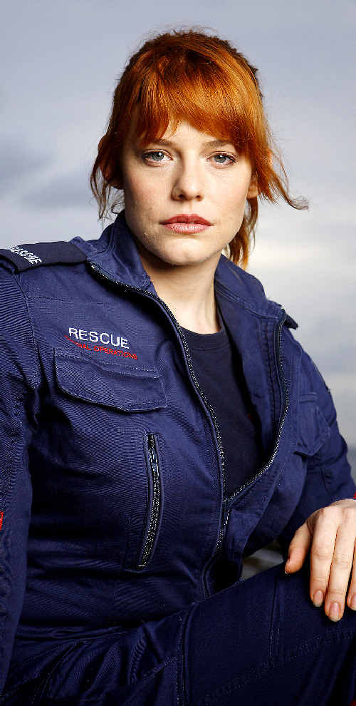 Katherine Hicks, nominated for a Logie in the Best New Talent category as Heidi in Nine Network's Rescue Special Ops.