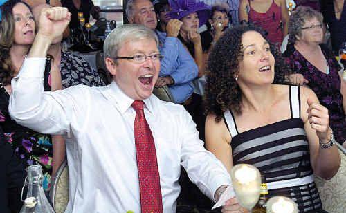 Deputy mayor looks to Canberra