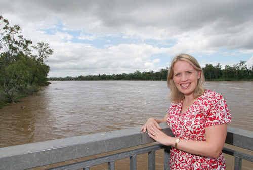 Minister Kate Jones called yesterday's emergency meeting.