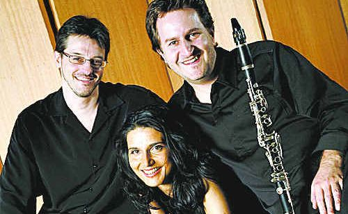 ENSEMBLE LIAISON: Trio will kick off the Coffs Harbour Music Society's 2010 Autumn and Spring Subscription series.