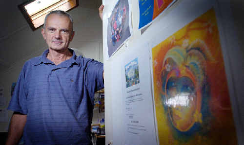 The Buttery's Krystian Gruft says the Mental Illness and Substance Abuse program must be run long-term to be effective.