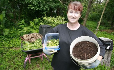 The Sunshine Coast is taking composting to a whole new level with a six month trial.