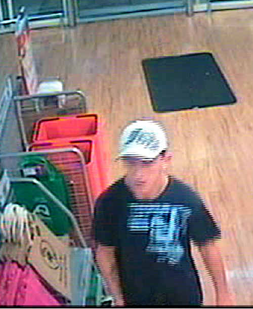 WANTED: Police believe this man can assist with investigations into Kempsey's recent fire.