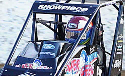 Brendan Palmer will compete in the Midget Speedcar Danny Davidson memorial event tonight.