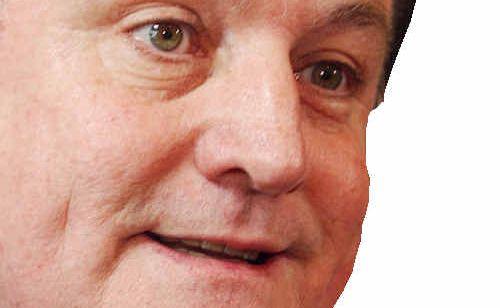 Unitywater boss Jim Soorley