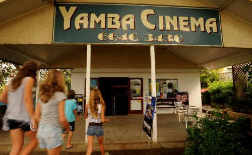 Plans to have three screens at Yamba Cinema on Coldstream Street are before council.