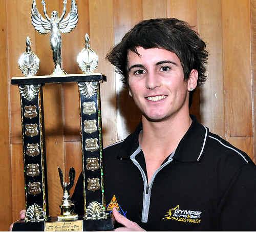 Jacob Harney was a dual winner.