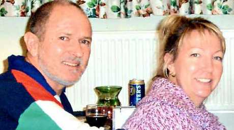 Deceased Capricorn Coast couple Murray Finch and Leone Musgrove.