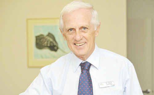 Cr Danny Rowleson.