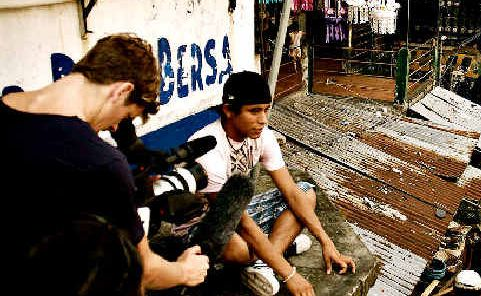 INSPIRING: Young film-makers Stefan Hunt and Jonno Durant couldn't help but put the amazing life story of Mexican refuge managers Pam and Alan Skuse on film – the documentary will be screened in Coffs Harbour this weekend.