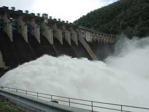 UPDATE: Major dam releases dry up