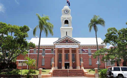 Many records were destroyed when an arsonist set fire to Maryborough City Hall in 1990.