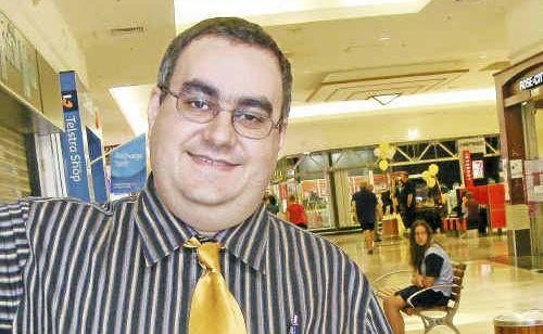 Rose City Shoppingworld centre manager Jason Gard.
