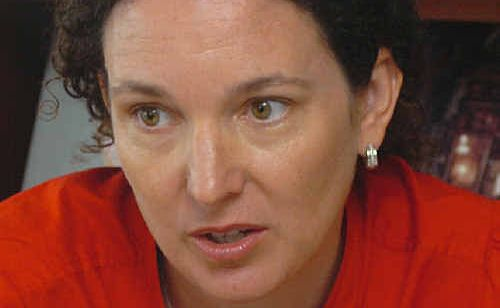 Councillor Belinda McNeven says discussing a State Government policy was part of her job, not a political move.