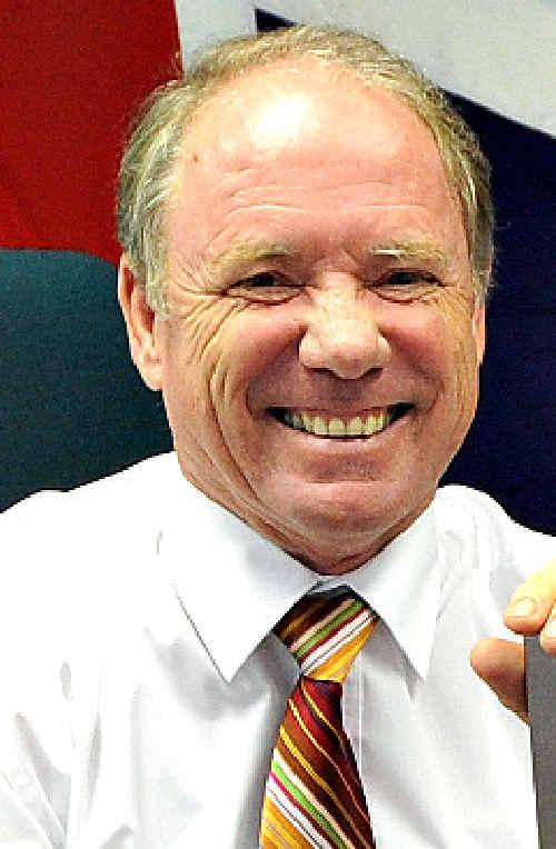 The member for Coffs Harbour Andrew Fraser