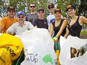Register a site for Clean Up Australia Day