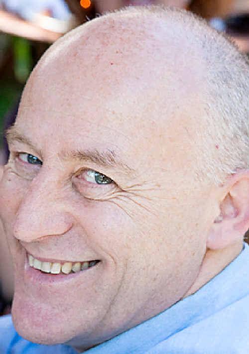 John 'Jack' Garda: Body found at Broadwater.