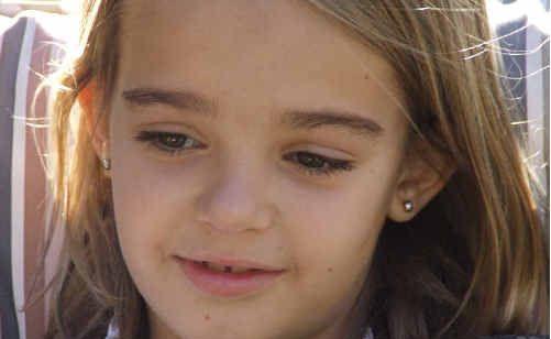 Murdered schoolgirl Trinity Bates.