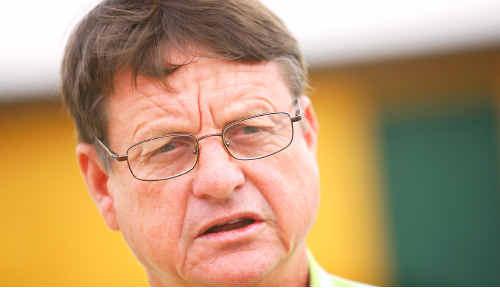 MP Robert Schwarten.