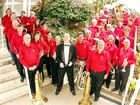 Sunshine Brass will perform at the Coolum Civic Centre on Sunday afternoon.