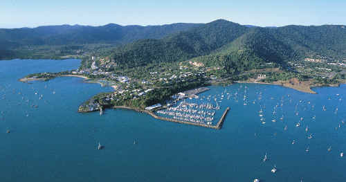 The Whitsundays is gaining popularity with international visitors.