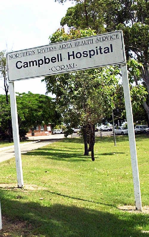 Campbell Hospital Coraki
