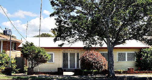 SAWTELL POLICE STATION: Sources say it is now under threat of closure.