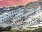 Aerial photo of Boyne Smelter Ltd.