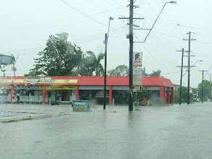 Cyclone's gales lash Mackay