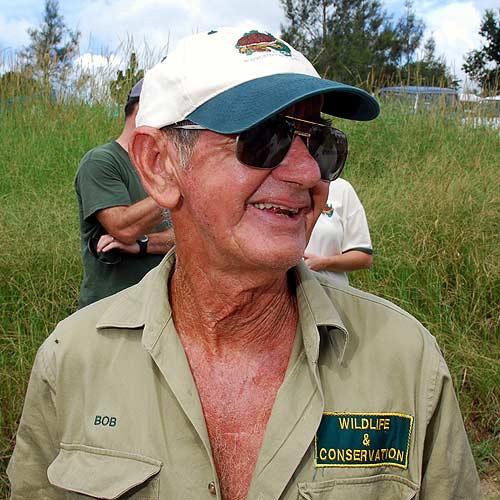 Mercy dash flies Crocodile Hunter's ailing dad, Bob Irwin, to Brisbane.