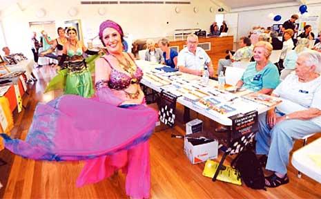 Woolgoolga's 'Turkish Delights' kick-started Seniors Week.