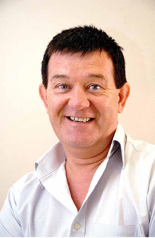 North Coast Football president, Peter Rowe.