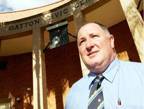 Lockyer Valley Mayor Steve Jones