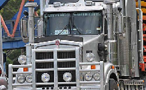 CHAOS: More trucks coming.