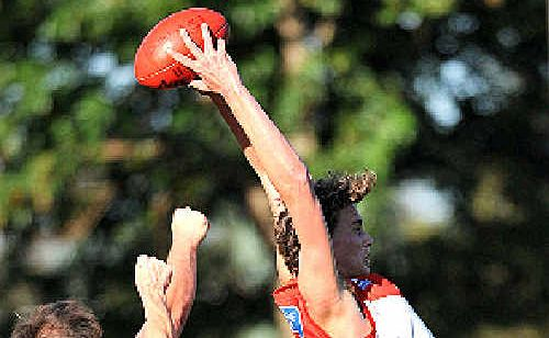 Daley Bear is now playing in the country's best junior AFL comp.