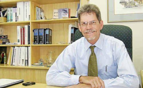 Former Warwick Credit Union CEO John Brown has retired.
