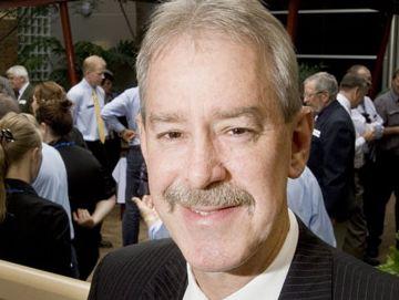Heritage Bank CEO John Minz.