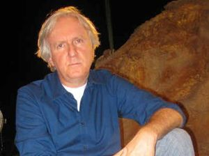 James Cameron to go under water again