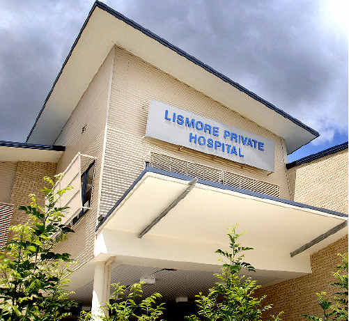 Speculation suggests a takeover of Lismore Private Hospital is imminent.