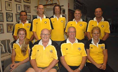 Team turkey: The Yamba SLSC team selected to participate in demonstration carnivals in Turkey