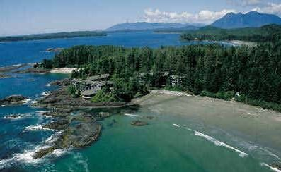 The small Canadian tourist town of Tofino is using a variety of tactics to fight off advances from McDonald's.
