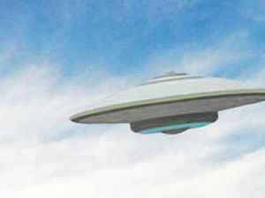 UFOs spotted in sky over Childers