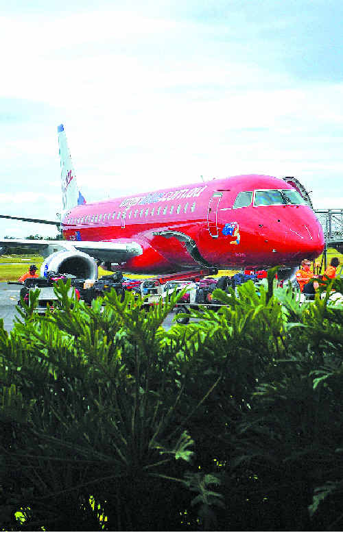 MORE FLIGHTS: Virgin Blue is upgrading its Sydney and Melbourne services.