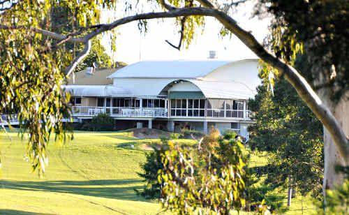 Gympie Pines Golf Club.
