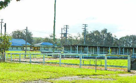 Macksville Showgrounds: The addition of a dump point would reportedly make the town much more attractive.