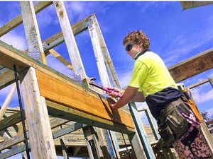 Bay tops state for percentage rise in building approvals