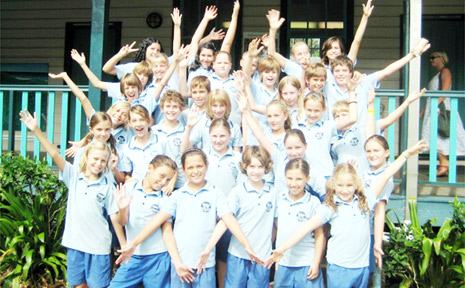 The choir will join other selected public school choirs in the Festival of Choral Music on August 27.