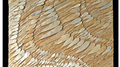Wave (detail) by Sue Boardman